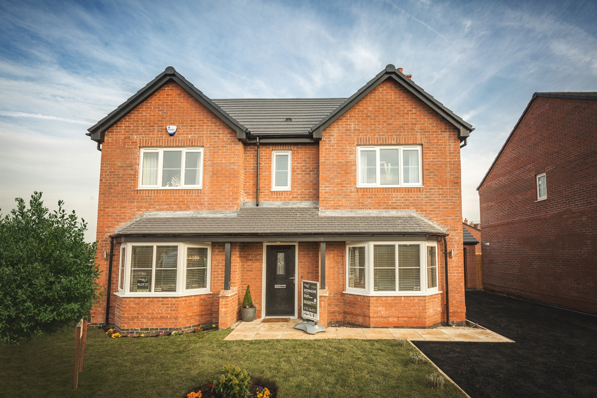 Beeley Close, Ashbourne, Derbyshire,